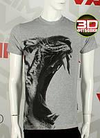 Мужская футболка с рисунком 3D