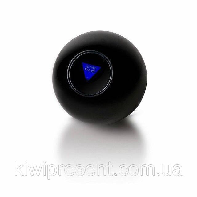 Магический шар предсказатель Magic Ball черный