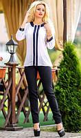 Классическая блузка, фото 1