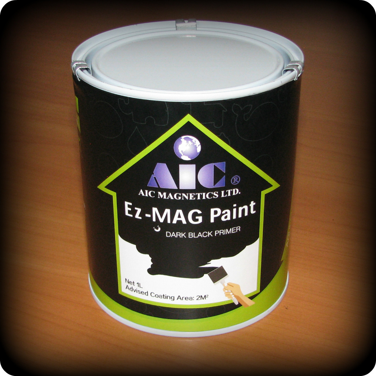 Магнитная краска Mag Paint 1 литр