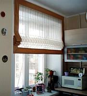 Римская штора индивидуальный дизайн, пошив