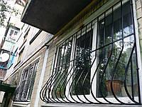 Решетка на окно луковица арт.рс 27