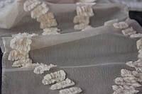 Ткань для тюли и гардин 8592