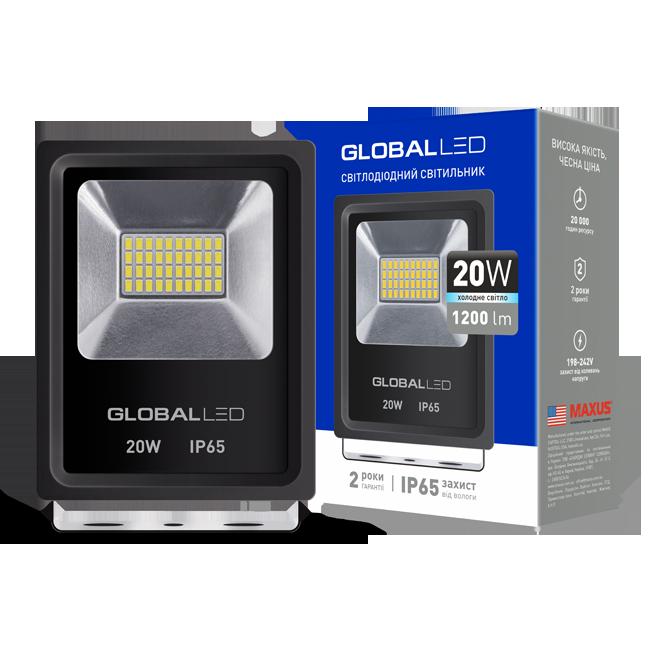 Прожектор LED Flood Light 10W 5000K
