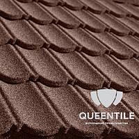 Композитная черепица QueenTile Classic Coffee