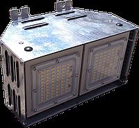 Светодиодный прожектор для склада 64ВТ, 9600 ЛМ, для производства. С доп. защитой