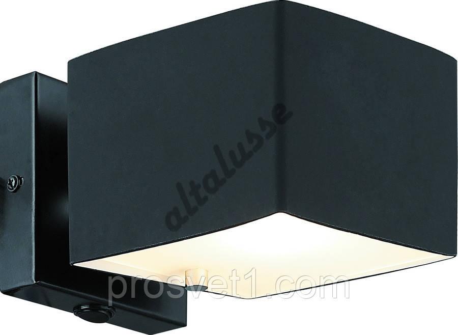 Бра Altalusse INL-9253W-1 Full color Черный