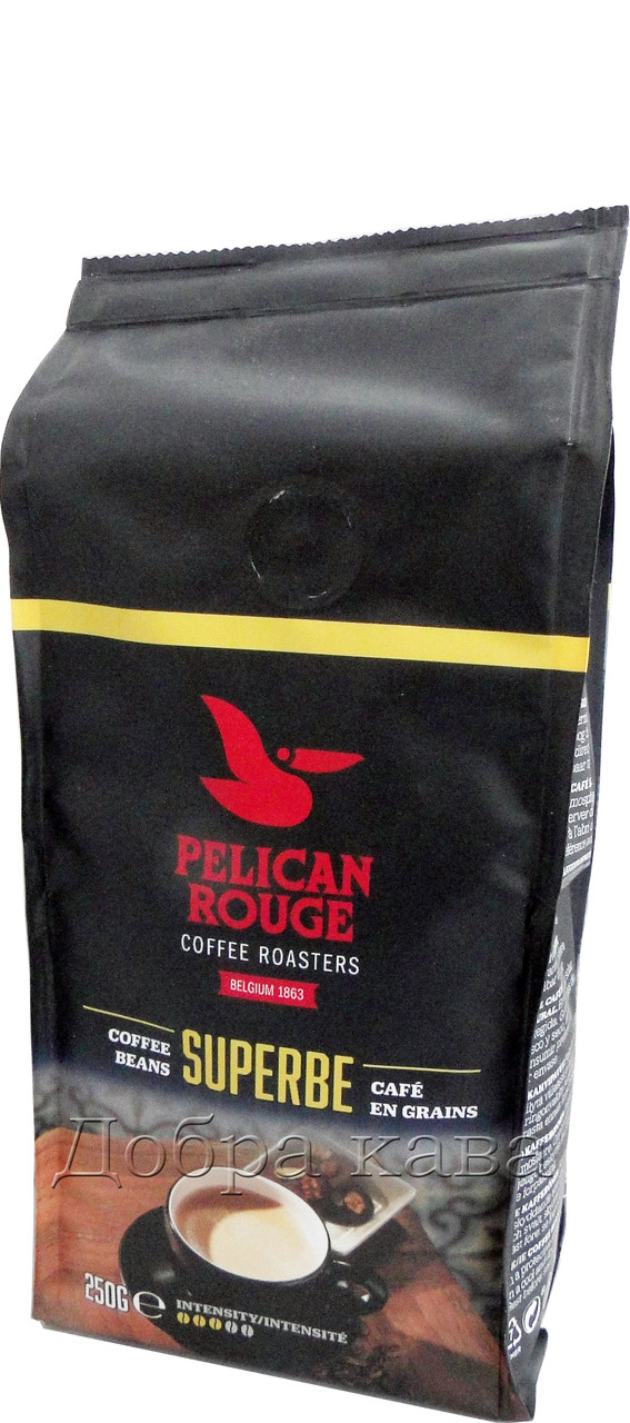 Кофе в зернах Pelican Rouge Superbe (80% Арабика) 250г