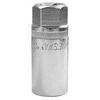 """Торцевая головка свечная c магнитным держателем 1/2""""DR 16 мм"""