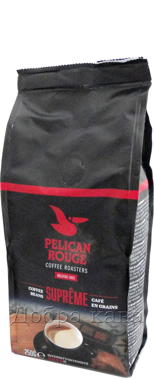 Кофе в зернах Pelican Rouge Supreme (60% Арабика) 250г