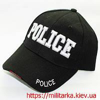 Кепка полицейская black