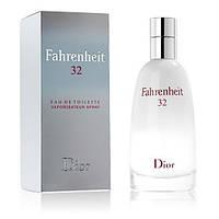Туалетная вода Dior Fahrenheit 32 100 ml. РЕПЛИКА