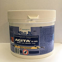 Агита 10 WG, 400 г (ОРИГИНАЛ!) Агіта Novartis Animal Health