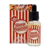 Премиум жидкость для электронных сигарет Steep Vapors Pop Deez карамель 30 ml, Popcorn