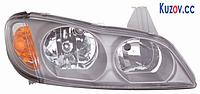 Фара Nissan Maxima 00-06 правая (DEPO) механич., светлый отраж.