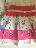 Сарафан для девочек 98-128 см, фото 3