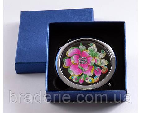 Зеркальце карманное 538-2-1, фото 2