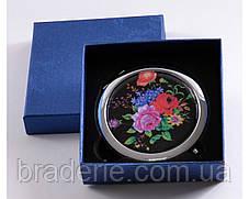 Зеркальце карманное 538-2-1, фото 3