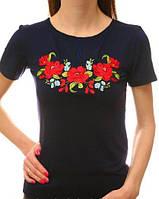 Женская футболка -вышиванка