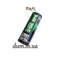 Цветной дым Smoke bomb  JFS-2 зеленый, ручной
