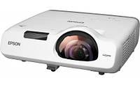 Короткофокусный проектор Epson EB-530 (3LCD, XGA, 3200 ANSI lm)