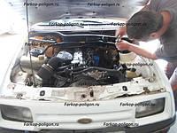 Установка распорки стоек Ford Sierra