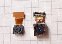 Камера Fly IQ452 Quad основная и фронтальная