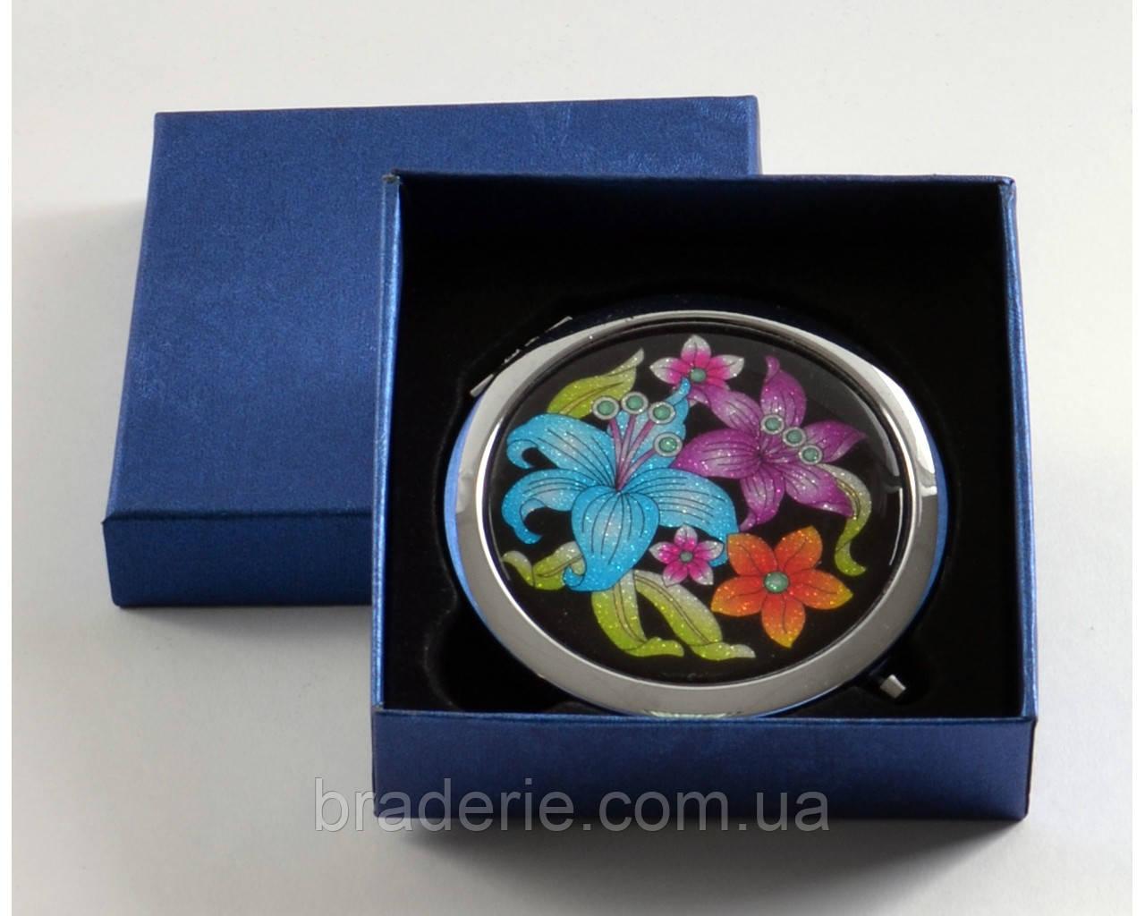 Зеркальце карманное 538-2-3
