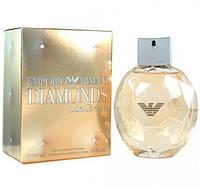 Парфюмированная вода Emporio Armani Diamonds intense 100 ml. РЕПЛИКА
