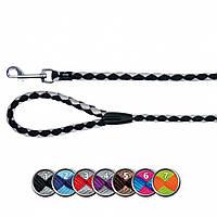 Поводок-перестежка Trixie Cavo Leash для собак нейлоновый, круглое плетение, 12 мм, 1 м, фото 1
