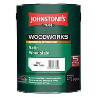 Защита древесины от синевы, плесени, гнили и грибков антисептик Satin Woodstain
