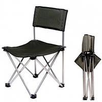Кресло складное Рыбак легкое, вес 2,7 кг, нагрузка 100 кг