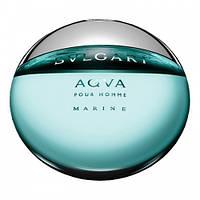 Туалетная вода Bvlgari Aqva Pour Homme Marine 100 ml. Мужская Tester РЕПЛИКА, фото 1