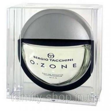 Туалетная вода Sergio Tacchini O.Zone (Plastic) 100 ml. Мужские Tester РЕПЛИКА, фото 1