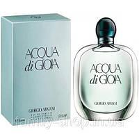 Парфюмированная вода Armani Acqua Di Giola 100 ml.  Женская Tester РЕПЛИКА, фото 1