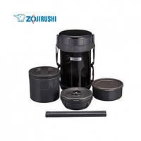 Набор для ланча ZOJIRUSHI SL-XD20BA 2 л ц:черный