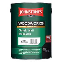 Защита древесины от синевы, плесени, гнили и грибков антисептик Classic Matt Woodstain