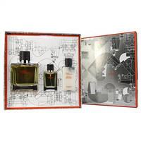 Парфюмерный набор Hermes Terre d'Hermes edt 100 ml + 12.5 +ASB 40ml