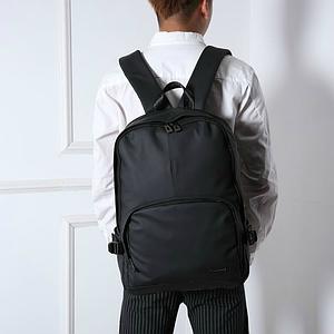Качественный мужской рюкзак из кожзама