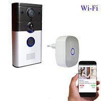Камера домофон WIFI CAD 720P управление с телефона / видео домофон / квартирный домофон