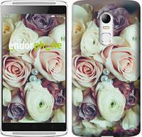 """Чехол на Lenovo Vibe K5 Note pro Букет роз """"2692c-394"""""""