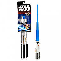 Раздвижной световой меч Звездных войн Энакина Скайуокера Star Wars Hasbro Уценка
