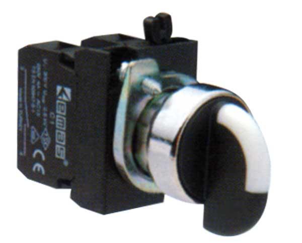 Переключатель CM100S20 0-1 с фиксацией (1НО) Эмас
