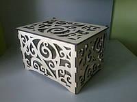 Деревянная коробка.
