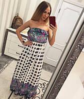 Летний  сарафан макси. Платье в пол. Платья. Магазин одежда. Одежда интернет. Женская одежда.