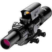 200437FF Приціл оптичний Burris M-Tac 1X-4X-24mm ILLUM Ball C/Q matte W/FF