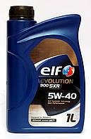 Elf Evolution 900 SXR 5w40 - моторное масло синтетика - 1 литр