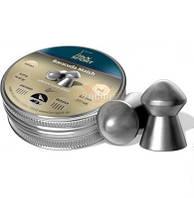 Пули пневм H&N Diabolo Baracuda Match, smooth, 500 шт/уп, 0,69 гр 4,51 мм