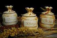 Емкости для специй керамика