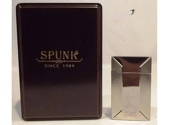 Подарочная зажигалка SPUNK в деревянной упаковке PZ39154, фото 2